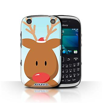 STUFF4 Case/Cover for Blackberry Curve 9320/Rudolph/Reindeer/Christmas Character