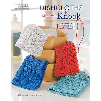 Leisure Arts Dishcloths Made With The Knook La 5585