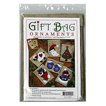 Gift Bag Ornaments Kit 3