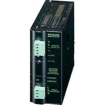 Murr Elektronik 85302 ECO-RAIL DIN Rail Power Supply 24Vdc 2.5A 60W, 1-Phase