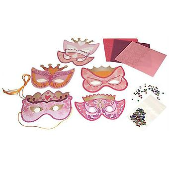 Cayro Princess Mask Art (Toys , Educative And Creative , Arts And Crafts , Origami)