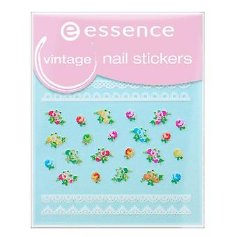 Essence Adhesives Nails 17 Vintage (Woman , Makeup , Nails , Decoration)