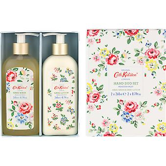 Cath Kidston Meadow Posy Hand Duo Set