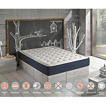 Viscoelastic luxury memory comfort mattress 135 x 200