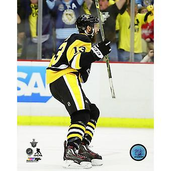 Nick Bonino Game winning overtime goal 2016 NHL Stanley Cup Playoffs Photo Print