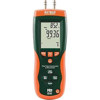 Extech HD350 Pitot Tube Anemometer and Differential Manometer