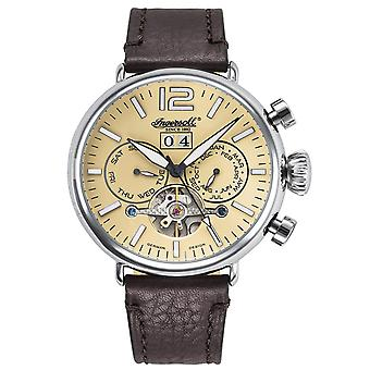 Ingersoll men's watch wristwatch automatic Nakota IN1230CR