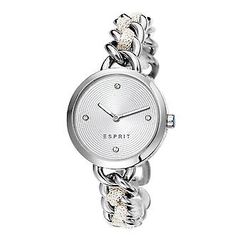 ESPRIT ladies watch Lily's wrist watch stainless steel Silver ES107952001