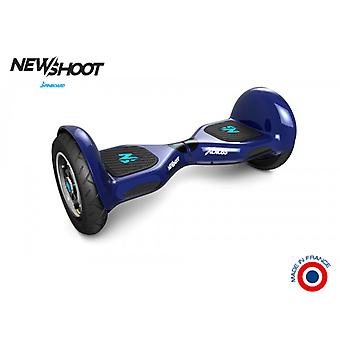 hoverboard spinboard © x cross marine blue