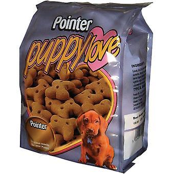 Pup Range - hvalp knogler 300g (pakke med 10)