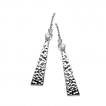 Cavendish French Silver Egyptian Drop Earrings
