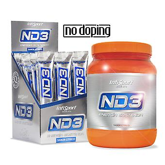 Infisport Solid ND3 bar 40 gr Citrico (Desporto , Barritas)