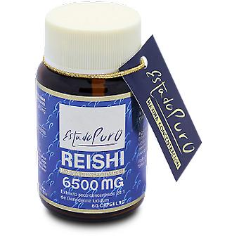 Tongil Reishi 6500Mg 60 Cápsulas 325Mg