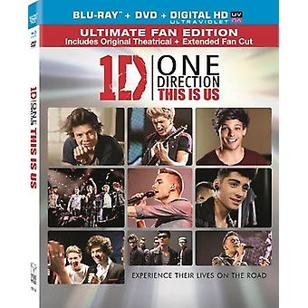 One Direction: Dieser wird uns [Blu-Ray] USA import