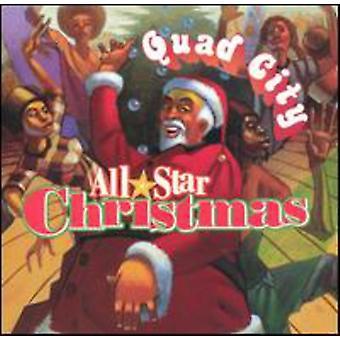 Quad City All-Star julklappa - Quad City All-Star jul [CD] USA import