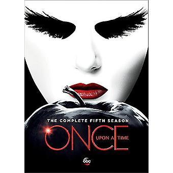 Once Upon a Time: femte sæson [DVD] USA importen