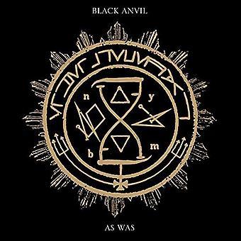 Black Anvil - As Was [Vinyl] USA import