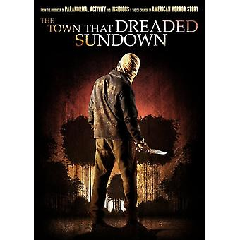 Town That Dreaded Sundown [DVD] USA import