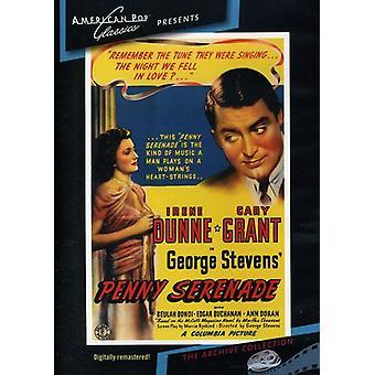 Penny Serenade (1941) [DVD] USA importerer