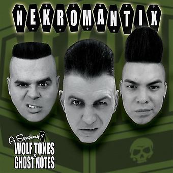 Nekromantix - A Symphony of Wolf Tones & Ghost Notes ( [Vinyl] USA import