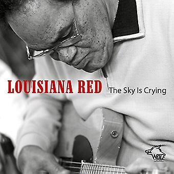 Louisiana Red - Sky græder [CD] USA importerer