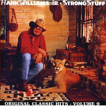 Hank Williams Jr. - Hank Williams Jr.: Importación Vol. 9-fuerte USA cosas [CD]