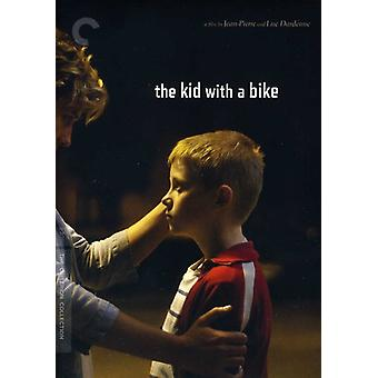 Kid with a Bike [DVD] USA import