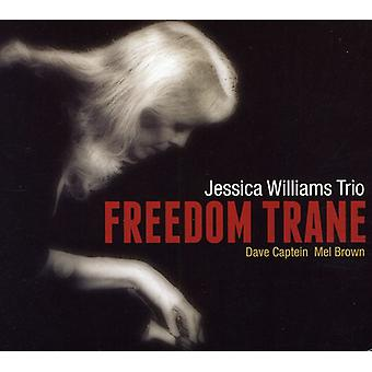 Jessica Williams - frihed Trane [CD] USA import