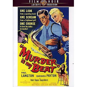 Murder Is My Beat (1955) [DVD] USA import