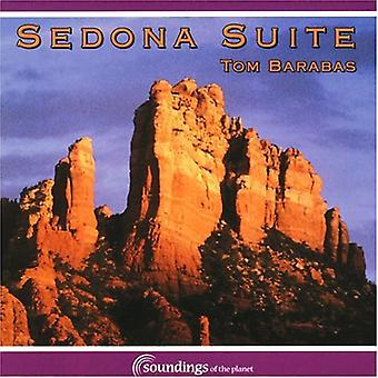 Tom Barabas - Sedona Suite [CD] USA import