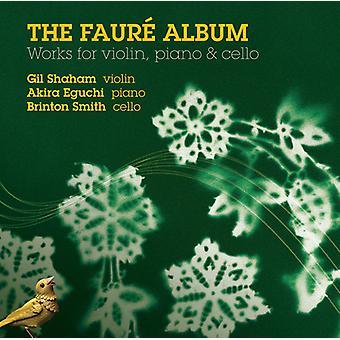 G. Faure - The Faur  Album [CD] USA import