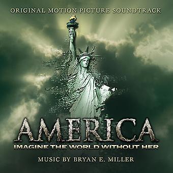 Bryan E. Miller - Amerika: Föreställ dig en värld utan hennes ([CD] USA import