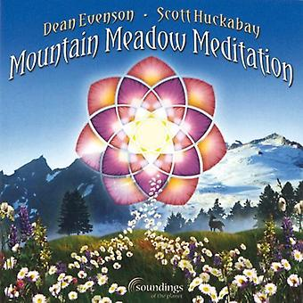 Evenson/Huckabay - Mountain Meadow Meditation [CD] USA import