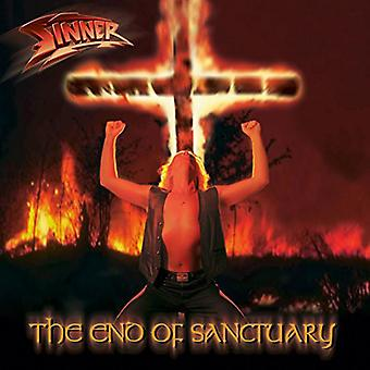 Sinner - End of Sanctuary [CD] USA import
