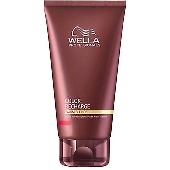 Wella Professionals farve varme Blond Conditioner 200ml