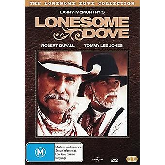 Lonesome Dove Vol 1: Lonesome Dove de Mini serie [DVD] USA importeren