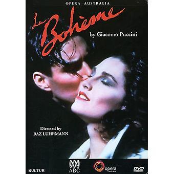 G. Puccini - importazione USA La Boheme-Comp Opera [DVD]