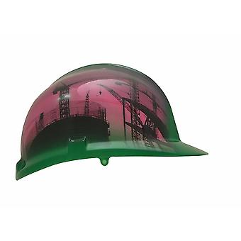Crane Themed Hard Hat