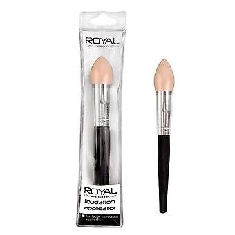 Royal Foundation Applicator Sponge Brush Make Up Concealer Powder Blusher