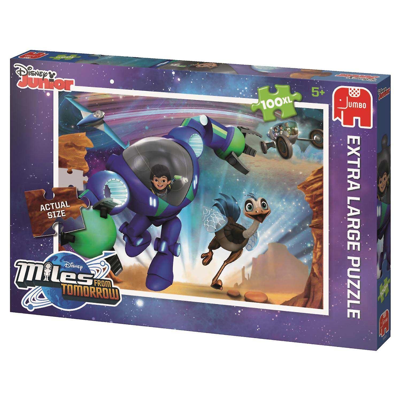 Disney Miles From Tomorrowland Jigsaw Puzzle (100 XL Pieces)