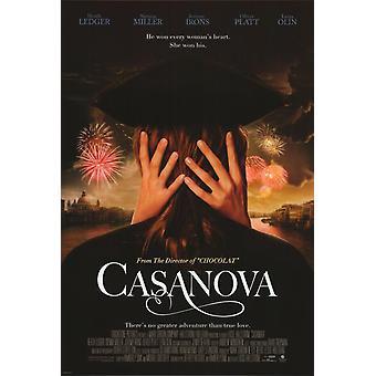 Casanova Movie Poster (11 x 17)
