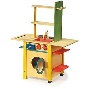 Legler Toy Kitchen All in one (Toys , Home And Professions , House , Playkitchen)