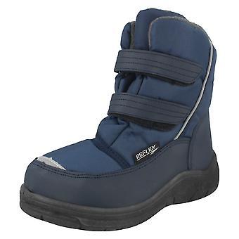 Gutter refleks snø støvler 'N2012'
