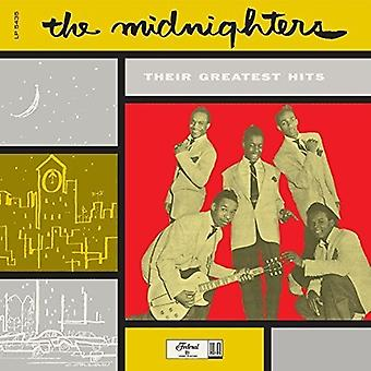 Midnighters - Their Greatest Hits [Vinyl] USA import
