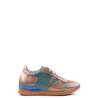 Philippe model ladies MCBI238041O multicolor leather sneakers