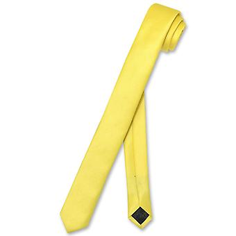 Vesuvio Napoli schmale Krawatte Extra dünne Männer 1.5