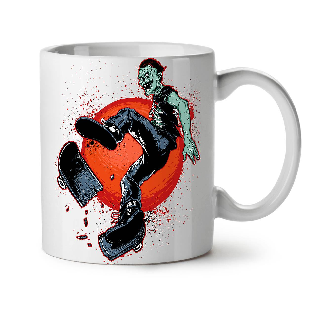 Guy Coffee Tea Bad Skater Cool Ceramic New Mug 11 OzWellcoda White zVqpGMSU