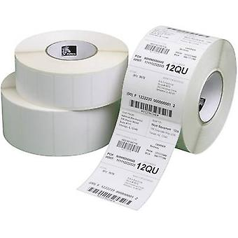 Zebra Labels (roll) 57 x 19 mm Direct thermal transfer paper Whi