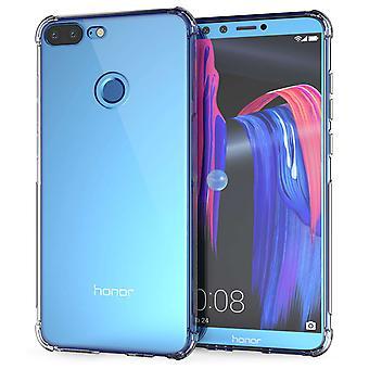 Huawei Honor 9 Lite Alpha TPU Gel Case - Clear