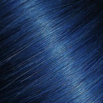Dark Blue - Clip-in Hair Streaks